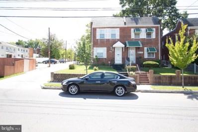 4657 H Street SE, Washington, DC 20019 - MLS#: 1001016125