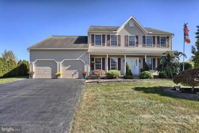 136 Pickwick Circle, Palmyra, PA 17078 - MLS#: 1001106357