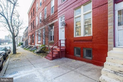 1622 Calvert Street N, Baltimore, MD 21202 - MLS#: 1001150074