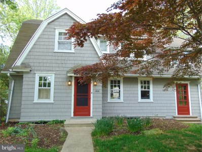416 Haverford Place, Swarthmore, PA 19081 - #: 1001157256