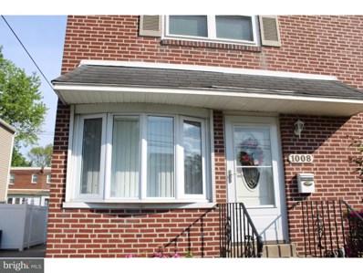 1008 North Street, Collingdale, PA 19023 - MLS#: 1001158696