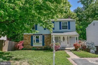 8498 Summer Breeze Lane, Springfield, VA 22153 - #: 1001177756