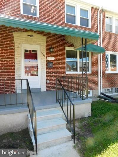 1337 Winston Avenue, Baltimore, MD 21239 - MLS#: 1001182000