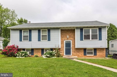 207 Garden Way, Westminster, MD 21157 - MLS#: 1001182674