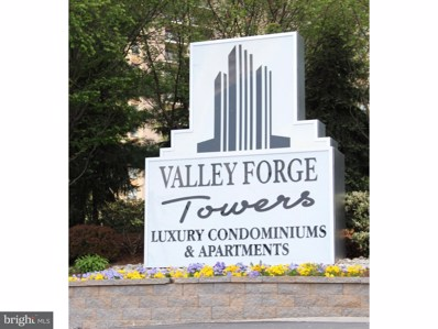 11102 Valley Forge Circle UNIT 1102, King Of Prussia, PA 19406 - MLS#: 1001182896