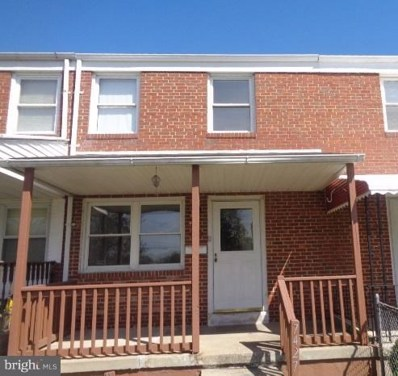 7427 St Patricia Court, Baltimore, MD 21222 - MLS#: 1001183336