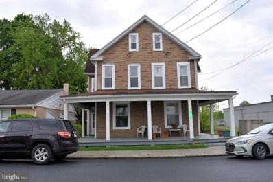 58 South Street W, Chambersburg, PA 17201 - MLS#: 1001183466