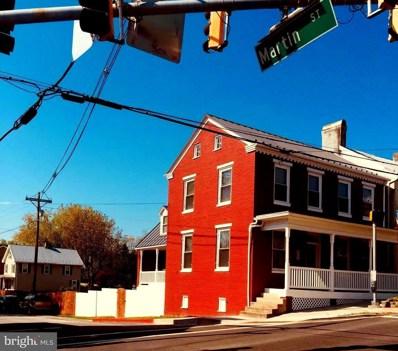 35 Cumberland Street, Clear Spring, MD 21722 - MLS#: 1001183556