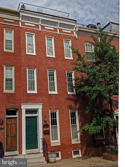 1404 William Street, Baltimore, MD 21230 - MLS#: 1001183842