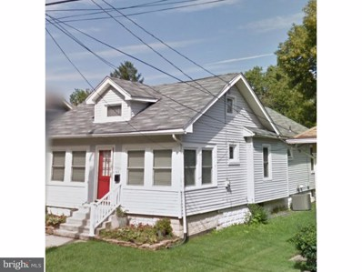 143 E Pine Street, Audubon, NJ 08106 - MLS#: 1001184150