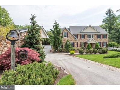 770 Crooked Lane, Gulph Mills, PA 19406 - MLS#: 1001187392