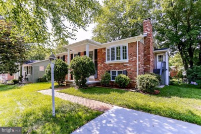 4417 Evergreen Drive, Woodbridge, VA 22193 - MLS#: 1001187442