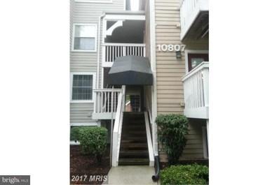 10807 Hampton Mill Terrace UNIT 514, Rockville, MD 20852 - MLS#: 1001187750