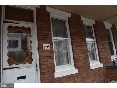 3414 Mercer Street, Philadelphia, PA 19134 - MLS#: 1001187958