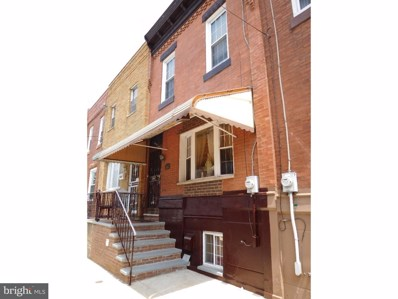2027 S 17TH Street, Philadelphia, PA 19145 - MLS#: 1001188276