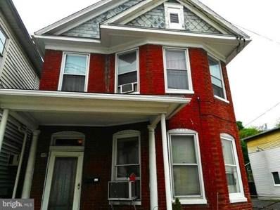 532 Mechanic Street, Cumberland, MD 21502 - #: 1001189084