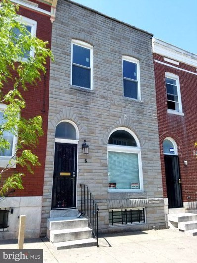 6 Highland Avenue S, Baltimore, MD 21224 - MLS#: 1001189546