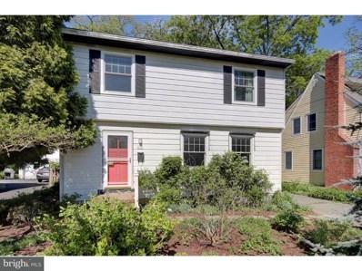 172 S Harrison Street, Princeton, NJ 08540 - MLS#: 1001189580