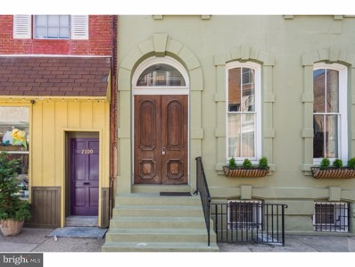 2302 Spruce Street UNIT 2, Philadelphia, PA 19103 - MLS#: 1001189656