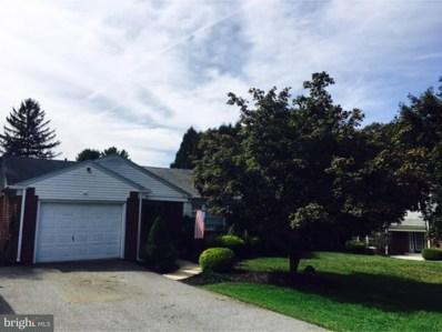 734 Hedgerow Drive, Broomall, PA 19008 - MLS#: 1001196521