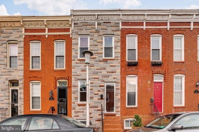 1413 Patapsco Street, Baltimore, MD 21230 - MLS#: 1001201660