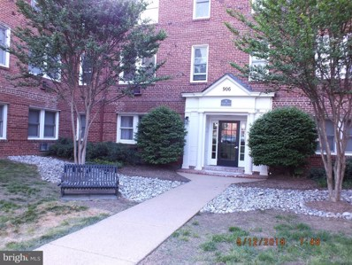 906 Washington Street S UNIT 107, Alexandria, VA 22314 - MLS#: 1001203804