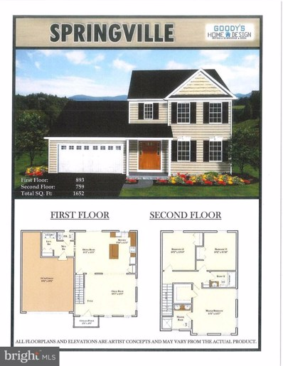 Liz Springville Model Lane, Gap, PA 17527 - MLS#: 1001204066