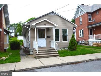 70 N 4TH Street, Bangor, PA 18013 - MLS#: 1001204984