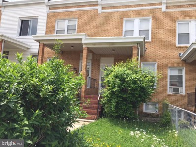 4115 Eierman Avenue, Baltimore, MD 21206 - MLS#: 1001207386