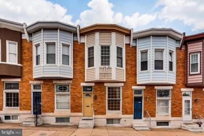 608 Potomac Street S, Baltimore, MD 21224 - MLS#: 1001216004