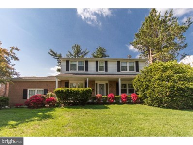 540 Ashbourne Road, Cheltenham, PA 19012 - MLS#: 1001216136