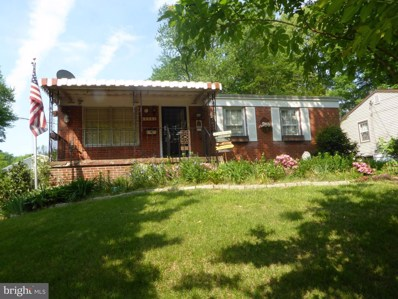5502 Belva Place, Lanham, MD 20706 - MLS#: 1001216196
