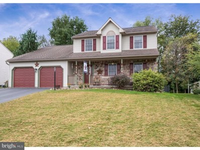 314 Blandon Meadows Parkway, Blandon, PA 19510 - MLS#: 1001240483