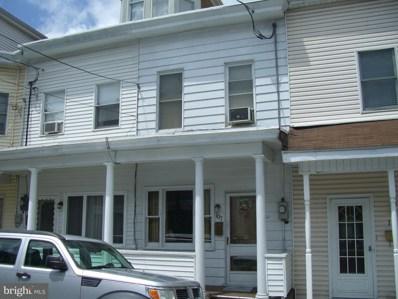 107 E Pine Street, Mahanoy City, PA 17948 - MLS#: 1001242797