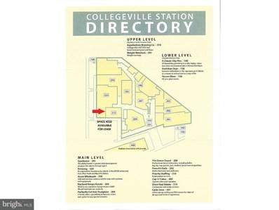 50 W 3RD Avenue UNIT 210, Collegeville, PA 19426 - MLS#: 1001247057
