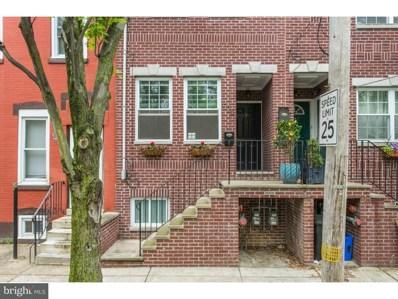 855 N Uber Street UNIT A, Philadelphia, PA 19130 - MLS#: 1001248574