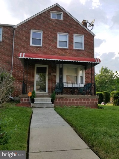 5716 Willowton Avenue, Baltimore, MD 21239 - MLS#: 1001248714
