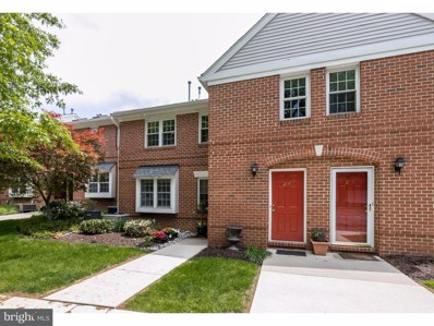 750 E Marshall Street UNIT 214, West Chester, PA 19380 - MLS#: 1001248740