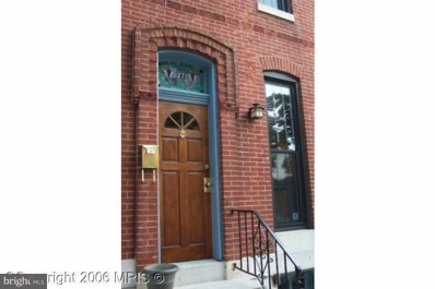 27 Ostend Street E, Baltimore, MD 21230 - MLS#: 1001248794