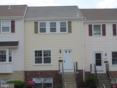 1703 Bancroft Lane W, Crofton, MD 21114 - MLS#: 1001249390
