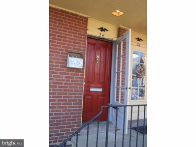 24 Liberty Street, Newtown, PA 18940 - MLS#: 1001257459