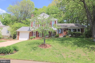 7809 New London Drive, Springfield, VA 22153 - MLS#: 1001261044