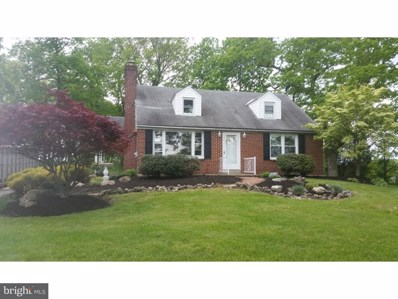 2154 Hill Road, Perkiomenville, PA 18074 - MLS#: 1001269331
