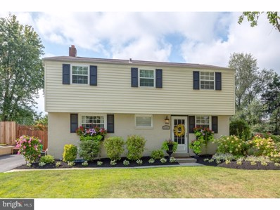 231 Pleasant Valley Road, King Of Prussia, PA 19406 - MLS#: 1001270613