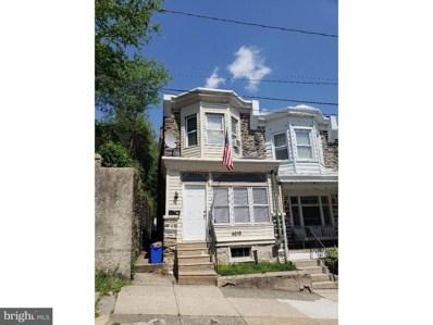 4619 Smick Street, Philadelphia, PA 19127 - MLS#: 1001318208