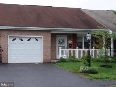 107 Buttercup Drive, Hagerstown, MD 21740 - MLS#: 1001318218