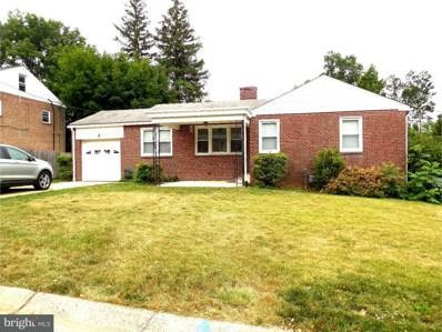 410 S Lynn Drive, Wilmington, DE 19809 - MLS#: 1001337500