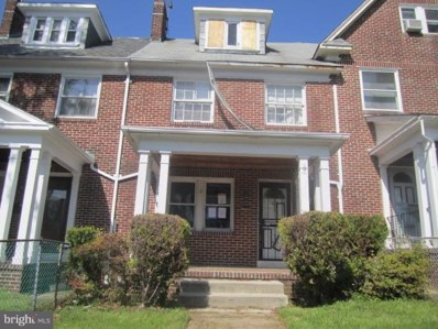 816 Woodington Road N, Baltimore, MD 21229 - MLS#: 1001359652