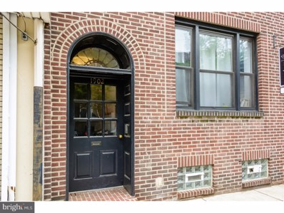 1902 Pine Street UNIT 3F, Philadelphia, PA 19103 - MLS#: 1001359722