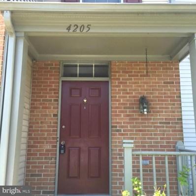 4205 Devonwood Way, Woodbridge, VA 22192 - MLS#: 1001359878